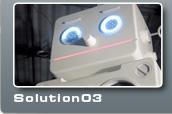 愛・地球博「NEDO館」プレショー、巨大ロボットの動作と音響を担当致しました