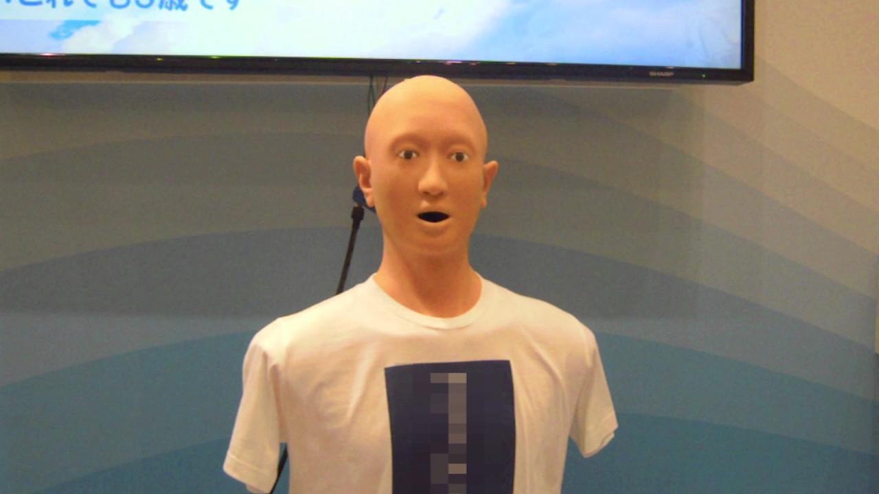 第1回 ロボデックス展 弊社ブースで上映した動画です!