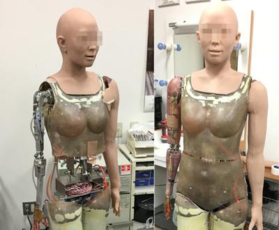 観光・ホテル業界向け、AI 技術ロボット開発