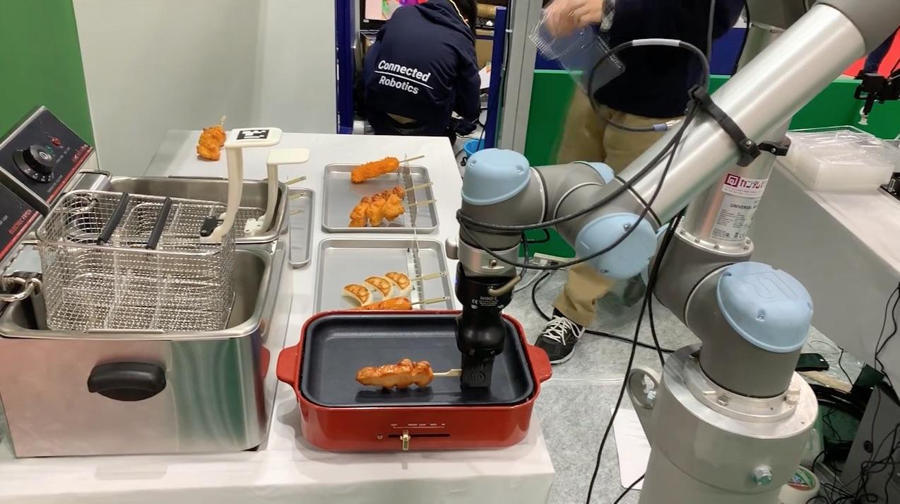 第19回 厨房設備機器展/インバウンドマーケット展示会に行ってきました!